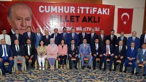 MHP İzmir adayları tanıtıldı