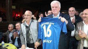 Bursaspor Başkanı Ali Ay: Hayal satmıyoruz