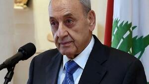 Lübnanda meclis başkanı yeniden Nebih Berri