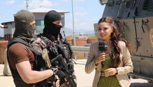 Semra Güzel'den kahraman polislere özel program