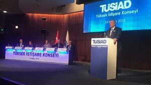 TÜSİAD Yüksek İstişare Konseyi toplantısı (1)