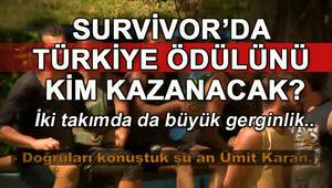 Survivorda Türkiye ödülünün ilk etabını kim kazandı İşte nefes kesen mücadelenin ayrıntıları