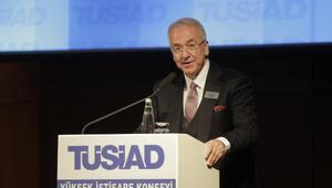 (ek fotoğraflar) TÜSİAD Yüksek İstişare Konseyi toplantısı (1)
