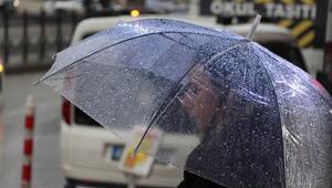 Meteoroloji'den Batı Akdeniz için sağanak uyarısı