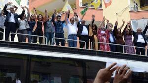 HDP, Diyarbakır adaylarını tanıttı