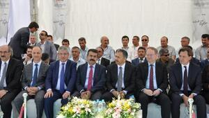 Nizipte AB, MEB ve KfW ortaklığıyla yapılan okul açıldı