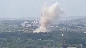 Son dakika: Ankaradaki barut fabrikasında patlama.. Ölü ve yaralılar var