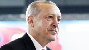 Erdoğan az önce duyurdu: Buradan bir müjde veriyorum