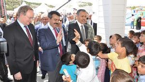 Suriyeliler için yeni okul