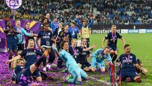 Kadınlarda Avrupanın en büyüğü Olympique Lyon