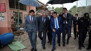 Milli Savunma Bakanı Canikli, MKE Barut Fabrikasını inceledi