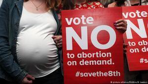 İrlanda kürtaj için sandık başında