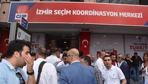 İzmirde CHPden SKM açılışı