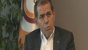 Dursun Özbek: Başarılı bir Galatasaray için uçaklar inmeye devam edecek
