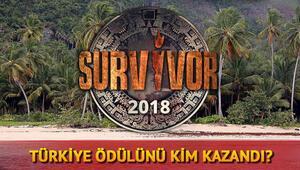 Survivorda Türkiye ödülünü kim kazandı İşte büyük ödülü kazanan takım