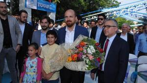 Bilal Erdoğan, TÜGVAnın Niğde Temsilciliğinin açılışını yaptı