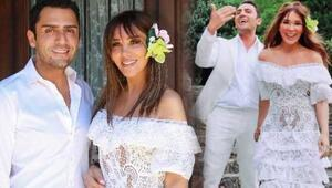 Seren Serengil ile Yaşar İpek evlendi