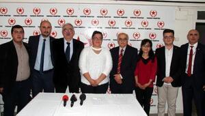 Kayseride Vatan Partisi milletvekili adaylarını tanıttı
