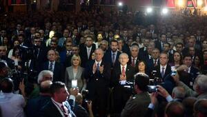 Kılıçdaroğlu, CHPnin seçim bildirgesini açıkladı