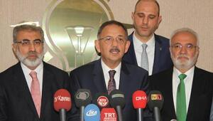 Özhaseki: Bu seçimlerin yapılması demokrasi ve adaletin işlediğinin alameti