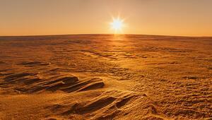 Marsın demir zengini kayaları yaşamın izlerini barındırıyor olabilir