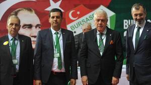 Bursasporda Olağan Genel Kurulun ilk oturumu yapıldı