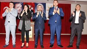 AK Parti, milletvekili adaylarını Çan ve Bigada tanıttı