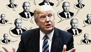 Kimse Putini Trump kadar sevmiyor