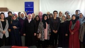 Ağrıda 56 kadın, girişimci sertifikası aldı