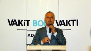 AK Partili Ataş: Erdoğanı bu ülkede başkan yapmadan bize çoluk çocuğumuz, ailemiz haramdır