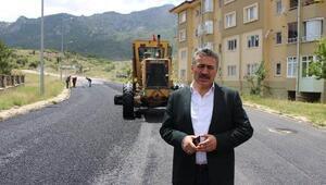 Seydişehir Belediyesi asfalt sezonunu başlattı