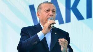 Erdoğandan İnceye Pensilvanya yanıtı: İspat etmezsen namertsin