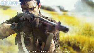 İşte Battlefield 5in ilk ekran görüntüleri