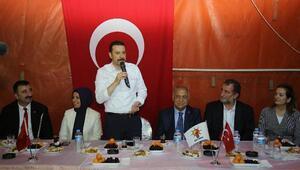 AK Partili Kaya imar sözü verdi