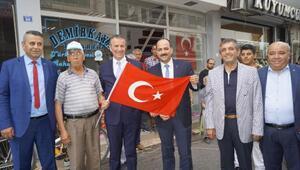 MHPli adaylar Finike ve Kumlucada