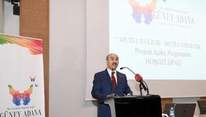 Adana projeler kenti oluyor