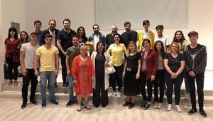 Lüleburgaz Belediyesi Film Akademisi, Volkan Başaranı ağırladı