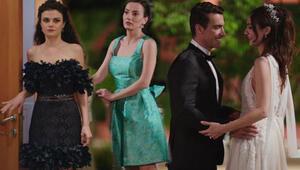 """""""Siyah Beyaz Aşk""""ın final bölümünde kim ne giydi"""