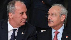 Kılıçdaroğlu, İnce ile 10 miting yapacak