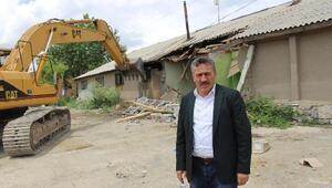 Seydişehir Belediyesi makine parkı yeni binasına taşındı