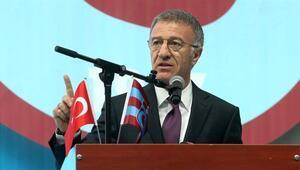 Ağaoğlu: Trabzonsporun tüm hesaplarını inceleteceğiz