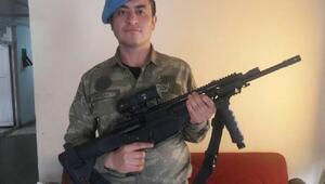 Ankaralı Uzman Çavuş, Irakın kuzeyinde şehit oldu
