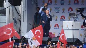 Erdoğan: Bay Kemal, bunu topun ağzına sürdü