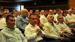 Aytemiz Alanyaspor'da Hasan Çavuşoğlu güven tazeledi