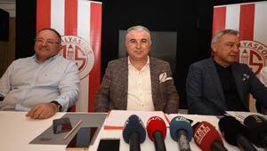 Antalyaspor Başkanı Bulut: 42 milyon lira tasarrufumuz oldu