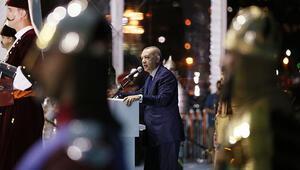 Cumhurbaşkanı Erdoğan tarih verdi: Kadir Gecesine yetiştirmeye çalışıyoruz