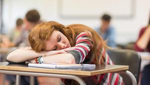 LGS adayları dikkat...Sınava hazırlanmak için uykunuzdan çalmayın
