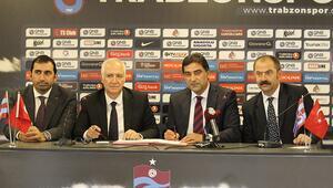 Trabzonspor, Ünal Karaman ile sözleşme imzaladı