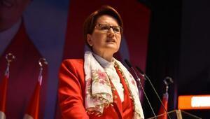 Akşener, partisinin seçim beyannamesini açıkladı