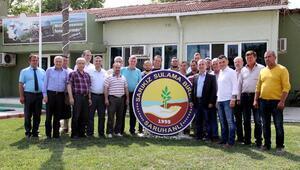 Sulama birliklerinde yeni başkanlar göreve başladı